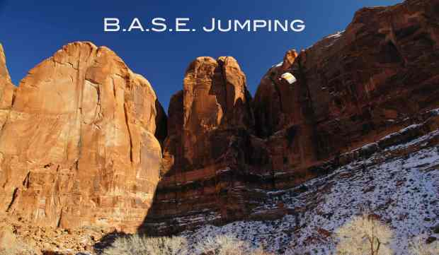 B.A.S.E. Jumping