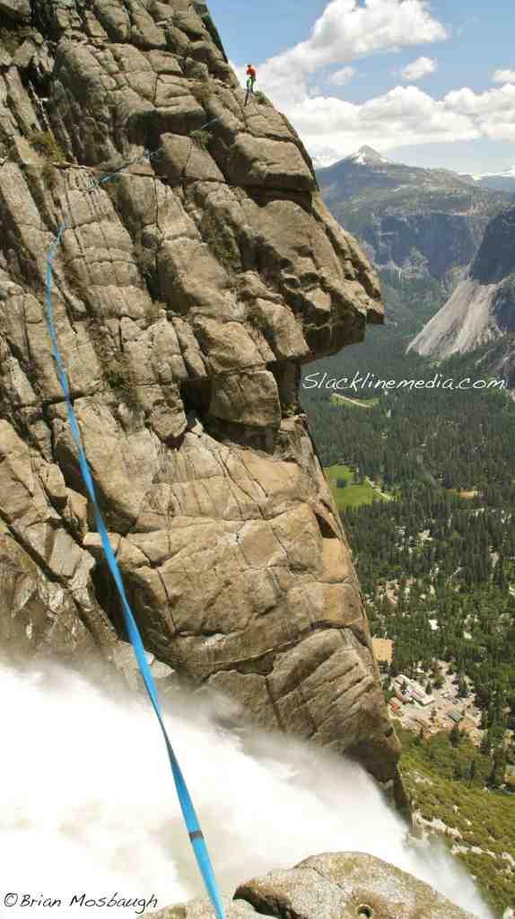 Yosemite Falls Rigging