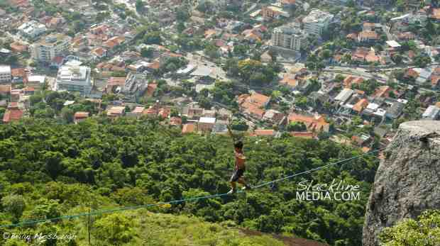 The name of this line says it all. Marcio Cradoso keeps it cool above Rio.